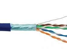 D-Link CAT5E 305 SFTP 24AWG Solid 305M